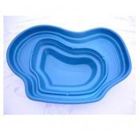Пруд- Бассейн Селигер 350л синий