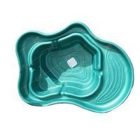 Пруд Селигер 500л Цветной (Бассейн зеленый/синий)