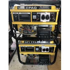 Электростанция ELEPAQ PG 8500 E2