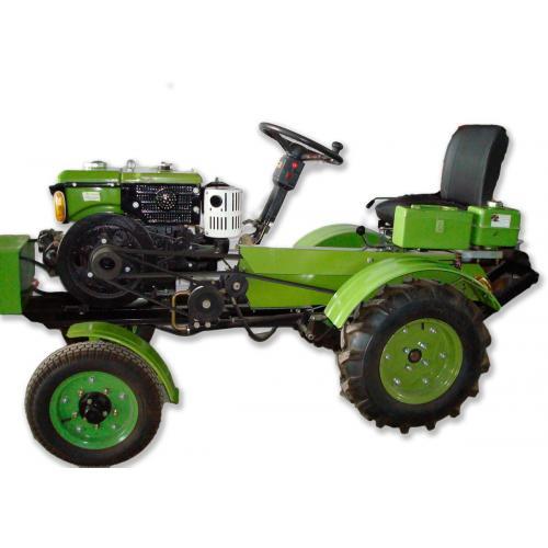 Пластиковый Мини-трактор  ELEPAQ ETD-12H для дачи